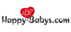 Babybekleidung mit Ihrem Firmenlogo| als Stick oder Druck | happy-babys.com