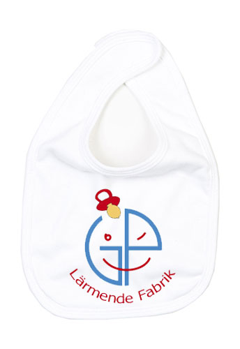 Babylätzchen Bayer AG Firmenlogo